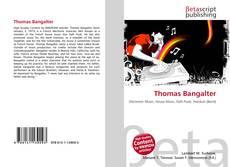 Buchcover von Thomas Bangalter
