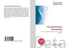 Bookcover of Sacred-Profane Dichotomy