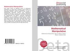 Couverture de Mathematical Manipulative