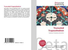 Bookcover of Truncated Trapezohedron