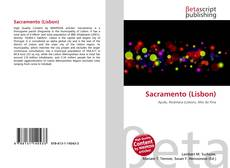 Bookcover of Sacramento (Lisbon)