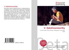 Bookcover of V. Dakshinamoorthy