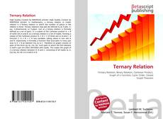 Copertina di Ternary Relation