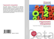 Couverture de Trigonometric Interpolation