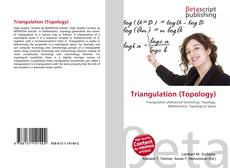 Bookcover of Triangulation (Topology)