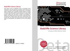 Bookcover of Radcliffe Science Library
