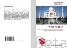Buchcover von Wajid Ali Shah