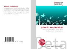 Bookcover of Valentin Korabelnikov