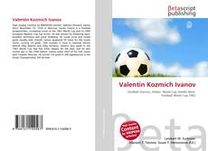 Bookcover of Valentin Kozmich Ivanov