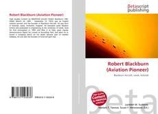Portada del libro de Robert Blackburn (Aviation Pioneer)