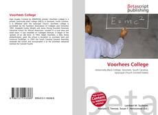 Buchcover von Voorhees College