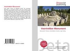 Capa do livro de Voortrekker Monument