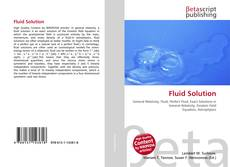 Bookcover of Fluid Solution