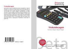 Bookcover of Triskaidecagon