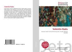 Bookcover of Valentin Radu