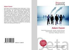 Buchcover von Adam Fawer