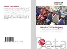 Yamaha YP400 Majesty的封面
