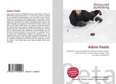 Bookcover of Adam Foote
