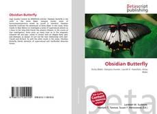 Obsidian Butterfly kitap kapağı