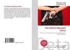 Обложка The Oxford Murders (Film)