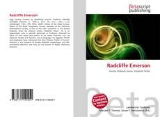 Radcliffe Emerson的封面