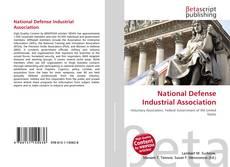Portada del libro de National Defense Industrial Association