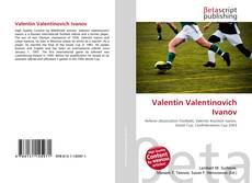 Valentin Valentinovich Ivanov kitap kapağı