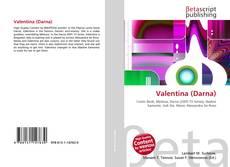 Capa do livro de Valentina (Darna)