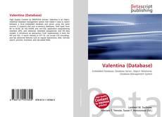 Capa do livro de Valentina (Database)