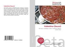 Capa do livro de Valentina (Sauce)