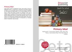Bookcover of Primary Ideal