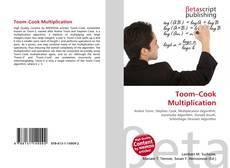 Обложка Toom–Cook Multiplication