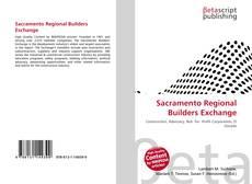 Обложка Sacramento Regional Builders Exchange