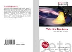 Capa do livro de Valentina Dimitrova