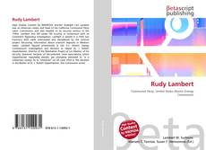 Bookcover of Rudy Lambert