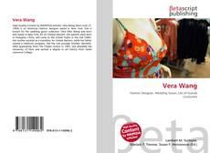 Buchcover von Vera Wang