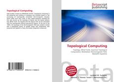 Bookcover of Topological Computing