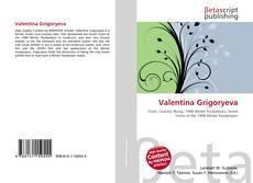 Capa do livro de Valentina Grigoryeva