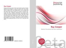 Bookcover of Ray Cooper