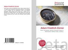 Buchcover von Adam Friedrich Zürner