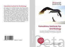Buchcover von Yamashina Institute for Ornithology