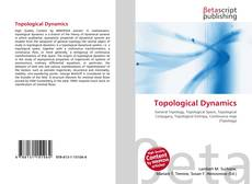 Bookcover of Topological Dynamics