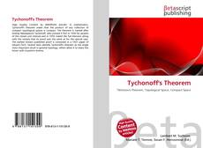 Bookcover of Tychonoff's Theorem