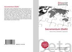 Bookcover of Sacramentum (Oath)