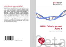 Bookcover of NADH Dehydrogenase Alpha 1