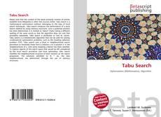 Bookcover of Tabu Search