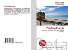 Обложка Voralpen Express