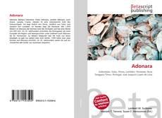 Buchcover von Adonara