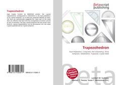 Bookcover of Trapezohedron