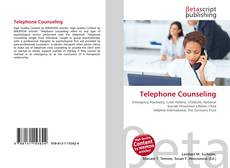 Bookcover of Telephone Counseling